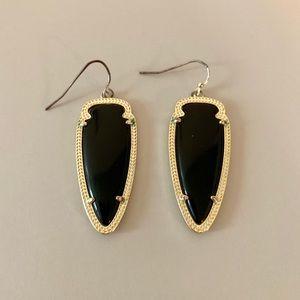 Kendra Scott Arrowhead Earrings